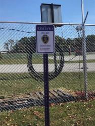 Purple Heart Parking Spot 1