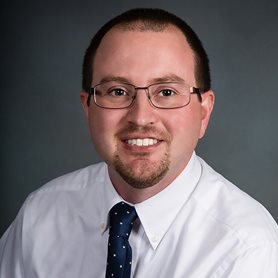 This is a head shot of Dr. Jacob Womack.