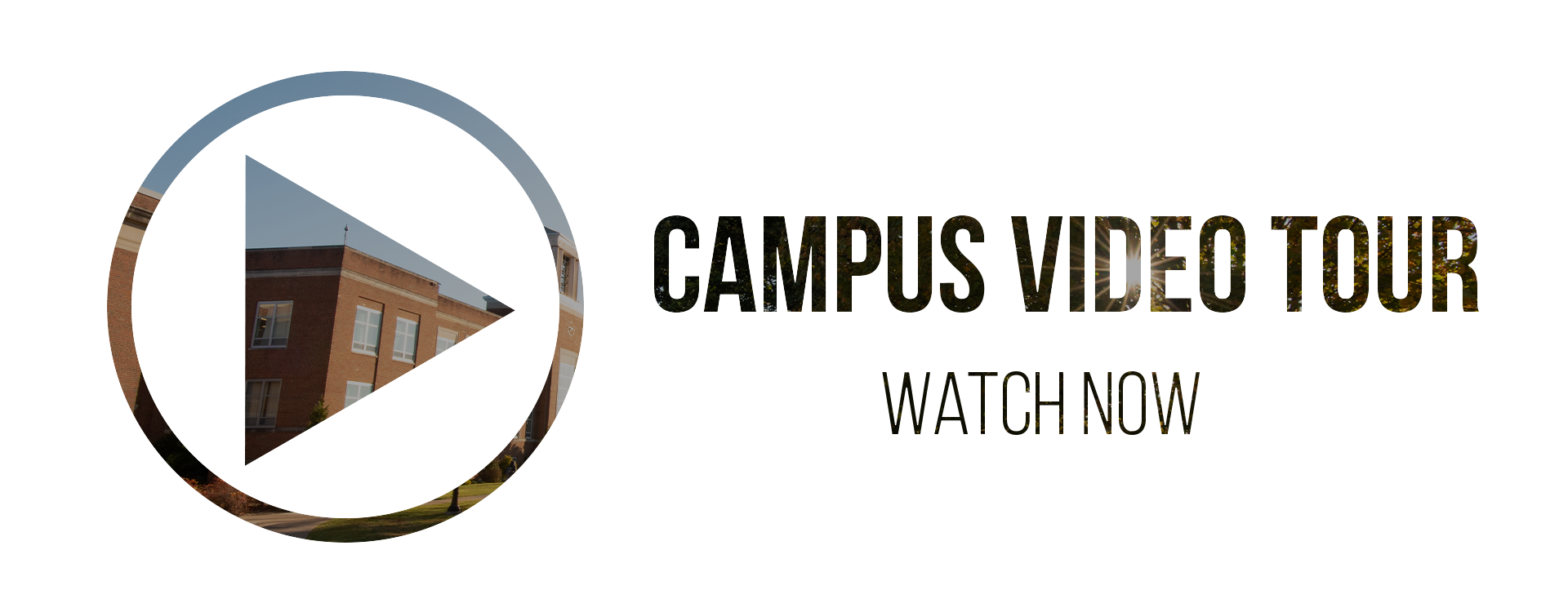 We're offering an alternative way to explore the campus for students interested in attending Concord University. Click here to start!